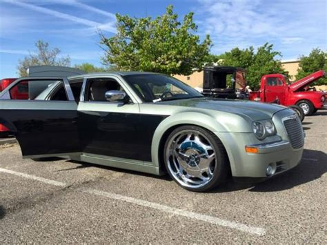 2006 chrysler 300 custom 2c3ka63h96h169176 2006 chrysler 300 c custom show car