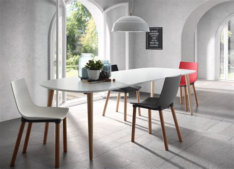 oakland table lejeir chair by laforma australia modern
