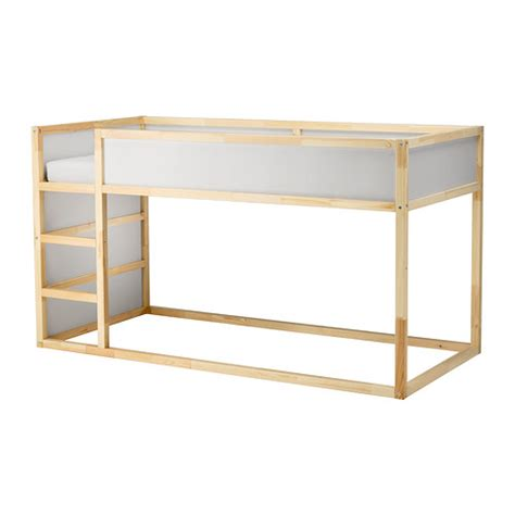 bunk beds ikea a mattress for the ikea kura bunk bed sugar and slugs