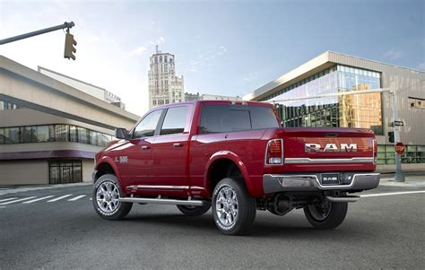ram 3500 laramie limited updated 2016 ram hd laramie limited is introduced in