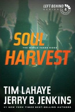 soul harvest the world b007cz5md6 soul harvest the world takes sides by tim lahaye 9781414334936 paperback barnes noble