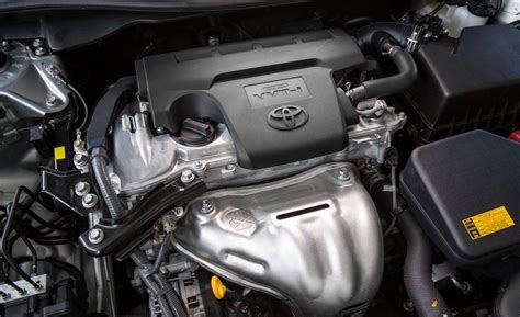 Toyota Camry 2 2 L Engine 2015 Toyota Camry 2 5 L Engine Photo On Automoblog Net