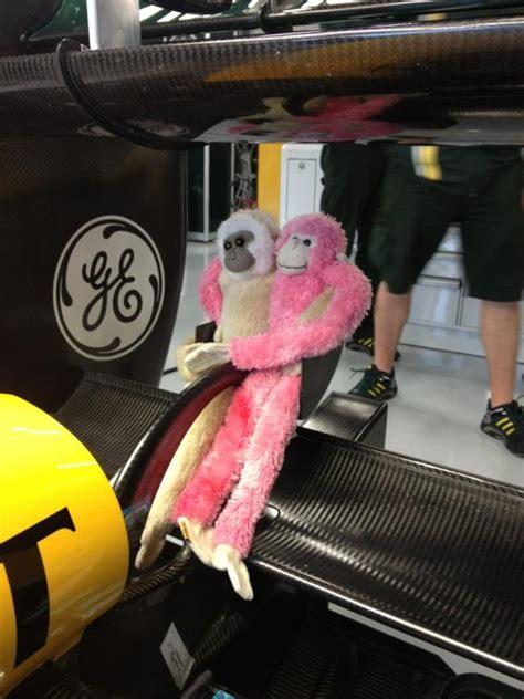jennie gow monkey seat formula 1