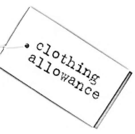 Wardrobe Allowance by Lawyers For Children Clothing Allowance