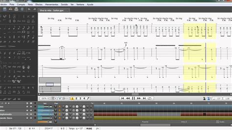 tutorial guitar pro 6 coldplay viva la vida guitar pro 6 guitar cover