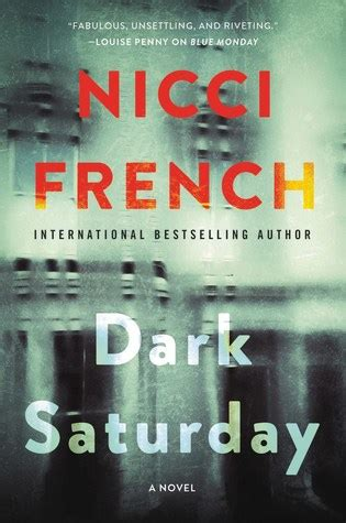 sunday silence a novel a frieda klein novel books bookreview saturday a frieda klein thriller by