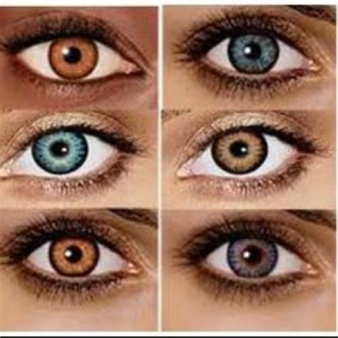 honey colored contacts air optix honey colored contacts os from s closet on