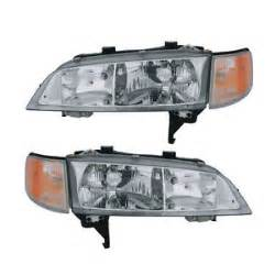 1994 1995 1996 1997 honda accord headlight l light pair