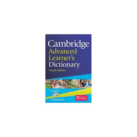 buy cambridge advanced learners 4th edition with cd as book sellers cambridge advanced learner s dictionary fourth edition cd rom englishbooks cz
