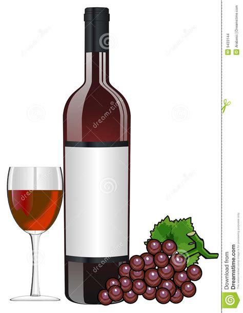 imagenes de vinos uvas botella de vino rojo con el vidrio y las uvas imagenes de