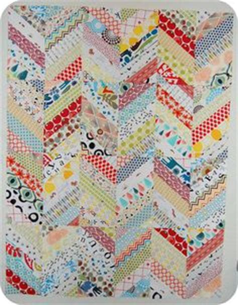 Chevron Quilt Pattern Using Jelly Roll by 1000 Images About Chevrons Zig Zags Herringbone On