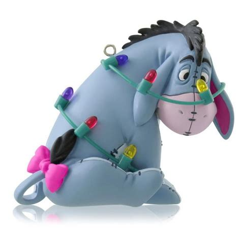 2014 totally tangled eeyore hallmark ornament hooked on