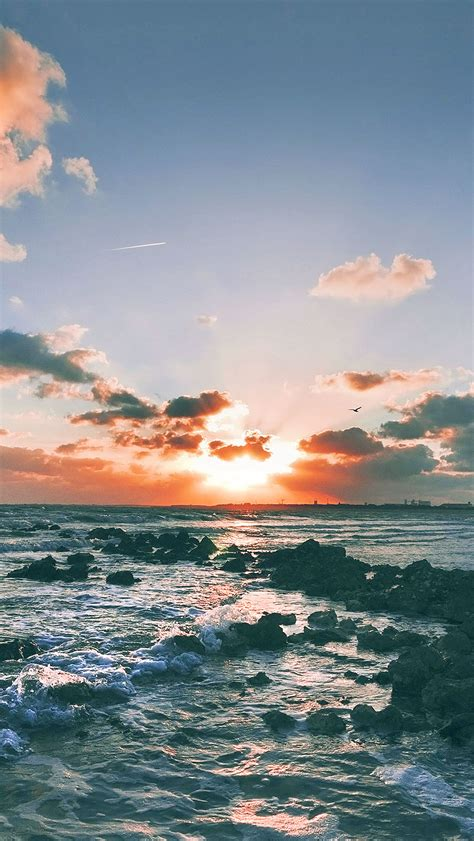 wallpaper for iphone sunset ocean and sunset wallpaper for iphone 6 wallpaper