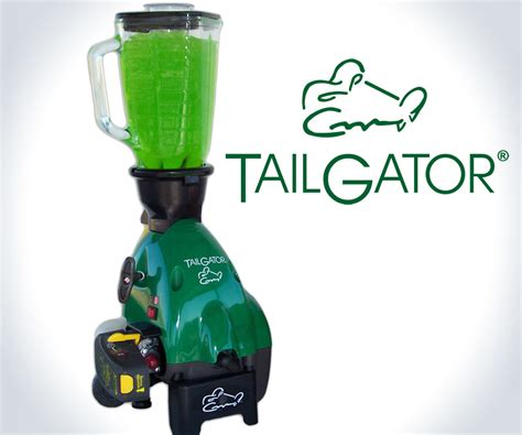 Blender Gas tailgator gas powered blender dudeiwantthat