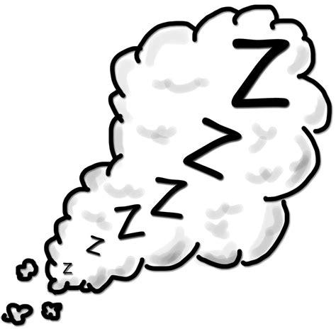 z s sleep cliparts