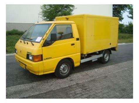 Box L300 mitsubishi l300 2 5d closed box from belgium for sale