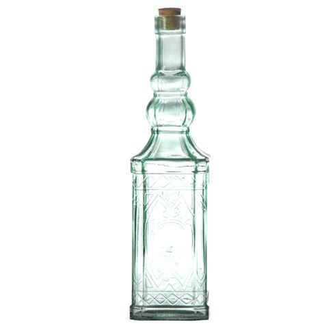 deko flaschen deko flaschen in 4 farben glasflaschen schnapsflaschen