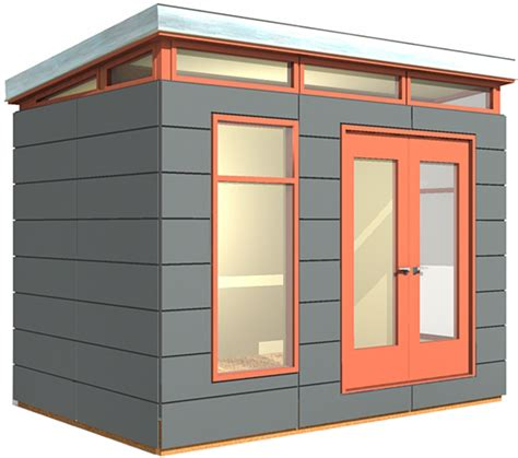 100 Sq Ft Shed shed kit 100 sq ft prefab modern shed kits