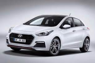 new hyundai i30 turbo heads facelifted 2015 range