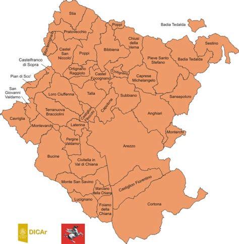 www provincia it banche dati lavoro accelerogrammi di riferimento provincia di arezzo