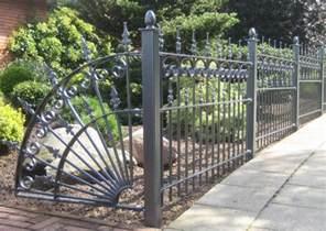 decorative metal fence wrought iron fence amoy ironart fence wrought iron