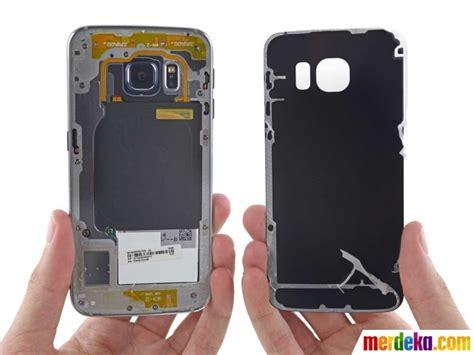 Harga Samsung S6 Jayapura foto begini jeroan galaxy s6 edge dengan chip tercanggih
