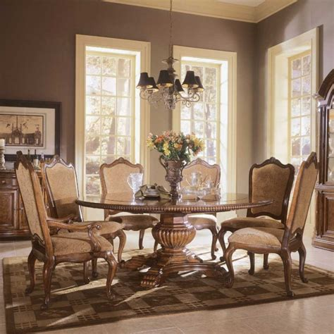 Dining Room Furniture Images Dining Room Cool Colonial Dining Room Furniture For Better Dining Room Look Glass Furniture