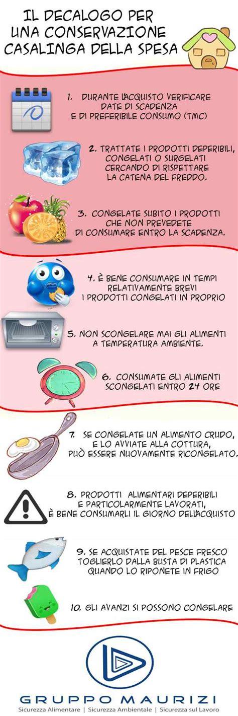 congelamento alimenti conservazione degli alimenti il decalogo gruppo maurizi