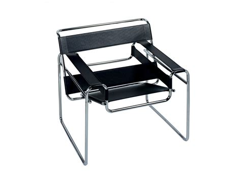 marcel breuer wassily silla de dise 241 o wassily de marcel breuer