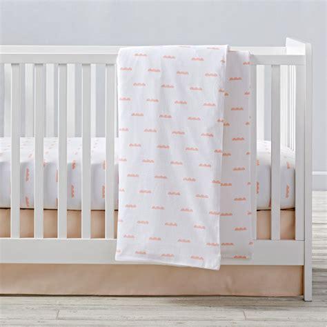 flannel crib bedding crib bedding sets the land of nod