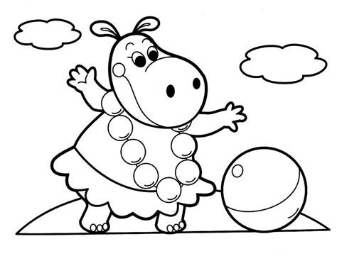 Baby Animals Coloring Pages Kids Coloring Page For Kids Animal Coloring Pages For