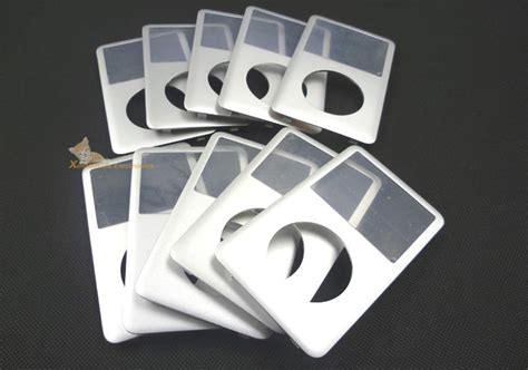 10pcs silver front faceplate housing fascia cover for ipod 6th classic ebay