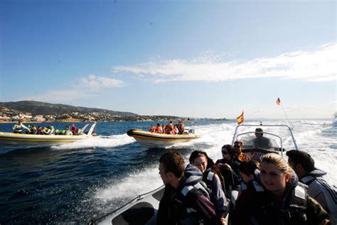 speedboot fahren mallorca mallorca im speedboot
