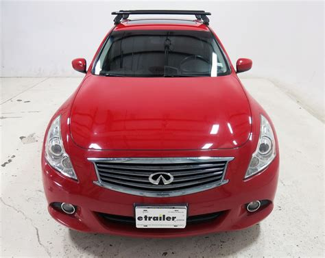 Infiniti G35 Roof Rack by Roof Rack For 2008 G35 By Infiniti Etrailer