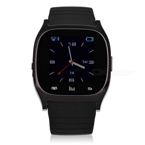 Smartwatch M26 For Android Ios Murah 2 m26 bt smart w phone call player for ios android black free shipping dealextreme