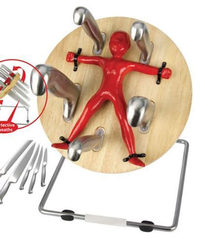 must have kitchen gadget throwzini knife block must 5 must have knives for every great home cook what to