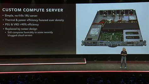 amazon server amazon building custom chips to accelerate cloud networking