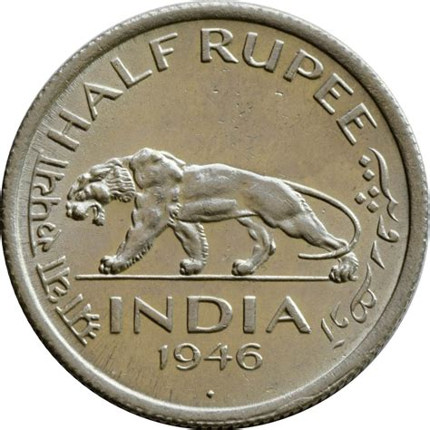 indian coin numista 189 rupee george vi india numista