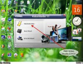 tutorial membuat video menggunakan ulead tutorial sederhana editing video menggunakan ulead video