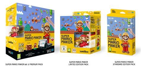 best mario for wii mario maker wii u bundle heading to europe my