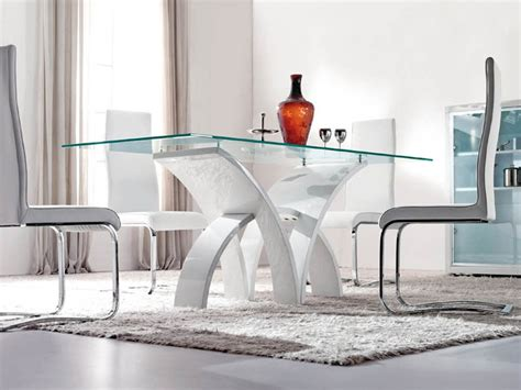 dining sets modern glass dining room sets 2018 collection