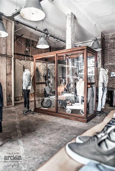 tienda vintage muebles mobiliario vintage para tiendas de ropa retail design