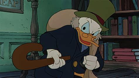 Scrooge Mcduck Carol - top ten scrooges