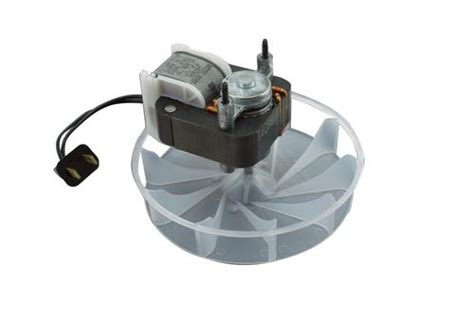 Bathroom Fan Blower Wheel Replacement Broan 174 Replacement Ventilation Fan Motor And Blower Wheel