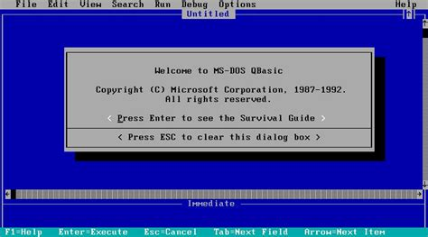 download full version qbasic for windows 7 my programming journey 171 robin s blog