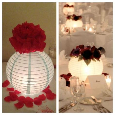 Lantern centerpiece questions « Weddingbee Boards