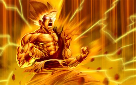 imagenes en 3d de dragon ball z goku super sayayin hd 1280x800 imagenes wallpapers