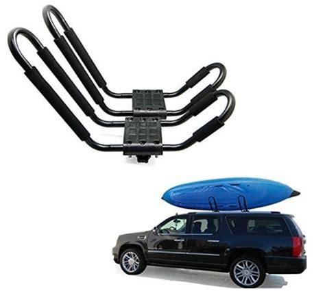 Car Racks For Kayaks by Best 25 Kayak Roof Rack Ideas On Kayak Paddle