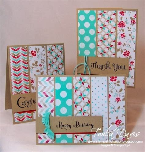 Handmade Simple Cards - 25 best ideas about cards on card