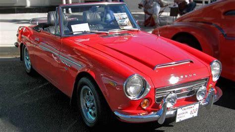 datsun sport car used car review datsun 2000 sports 1967 1970 car reviews